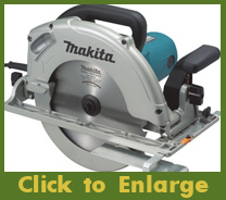 Makita Power Tools Beam Planer Sander Circular Saw