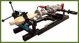 Tenon Cutters Log Building Tools Sawtooth Bits Veritas