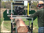 Woodland Mills Portable Bandsaw Mill